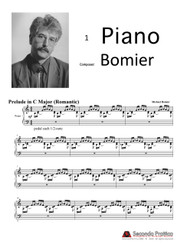24 Preludes for Piano Solo by Bomier