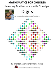 Learning Mathematics with Grandpa: Digits by Orlando & Paloma Alonso - Digital Edition