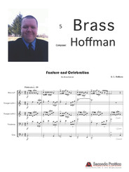 Fanfare and Celebration by Hoffman