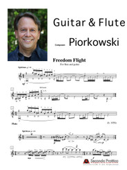 Freedom Flight by Piorkowski