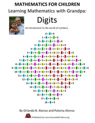 Learning Mathematics with Grandpa: Digits by Orlando & Paloma Alonso - Printed Copy