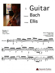 Suite No. 1 in G major, BWV 1007 - 2 Allemande by Bach/Ellis
