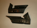 1999-2004 Ford Mustang Front Bumper Mounting Side Brackets Reinforcement Gt Cobra Lx
