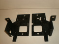 1994-1998 Ford Mustang Front Fog Light Mounting Brackets Gt Lx