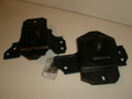 1996-2004 Ford Mustang 3.8 Engine Motor Mounts Left Right Lx V6 Mounting