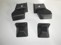 1994-1998 Ford Mustang Manual Seat Track Bolt Trim Cover (set) One Seat GT LX Saleen F1ZB-6661748-AA 66617B98 E1ZB