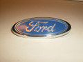 1994-1998 Ford Mustang Trunk Deck Lid Emblem FORD Blue Oval Trim