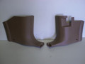1994-2004 Ford Mustang Tan Camel Saddle Kick Panel Floor Side Trim Interior
