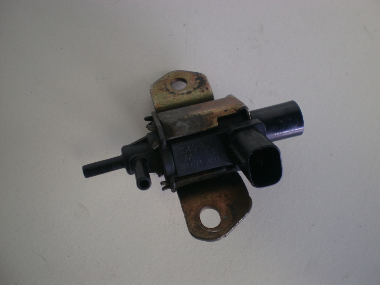 P on 2004 Ford Focus Intake Manifold Runner Control