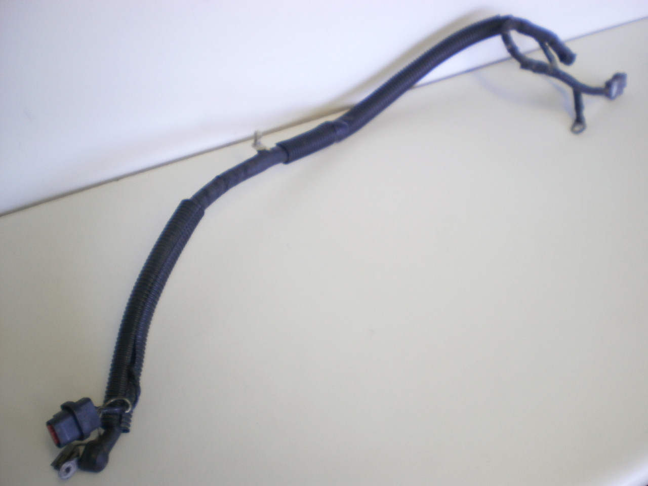 1994 1995 Ford Mustang 50 V8 302 Engine Smog Pump Lines Valves Wiring Harness Larger More Photos