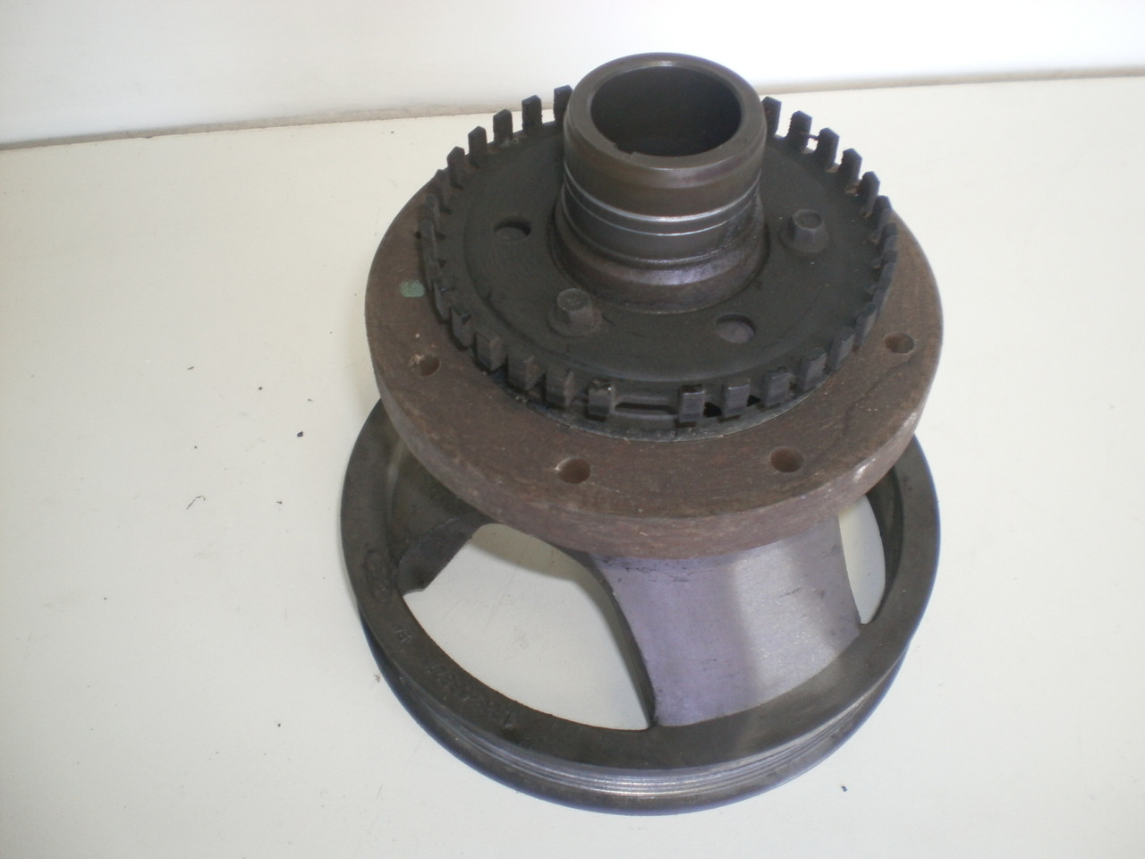 1994-1998 Ford Mustang 3.8 Water Pump Pulley Serpentine ...