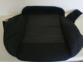 2005-2009 Ford Mustang V6 Lx  Seat Bottom Black Front Cover L0095068AA045B8