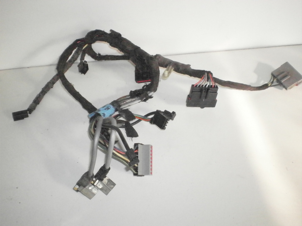 1994 2004 Ford Mustang Rear Mach 460 Amps Amplifiers Sterio 2001 Wiring Harness Image 1