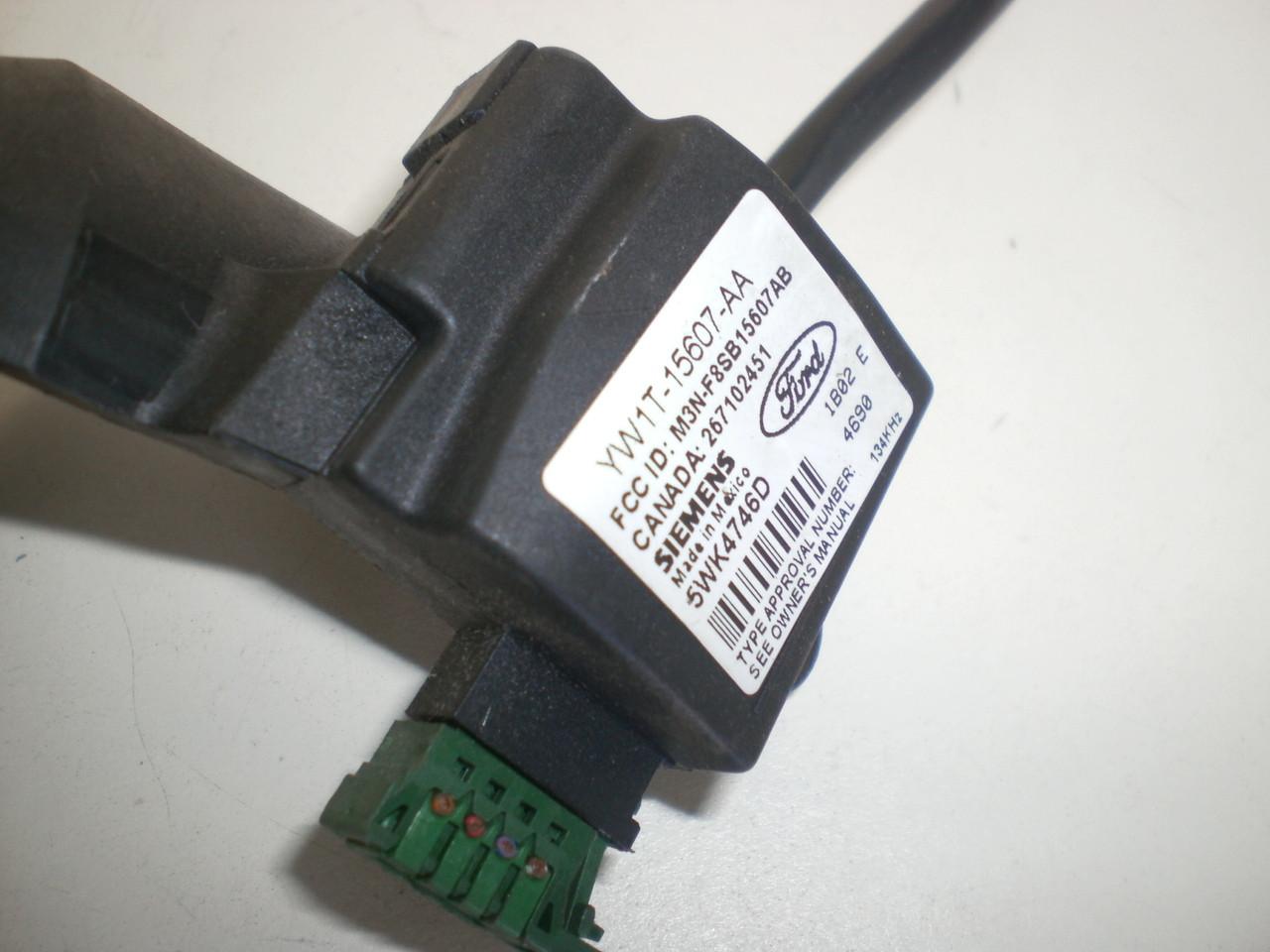 1996 1998 ford mustang pats key reader pick up anti theft 2006 ford explorer wiring harness 2006 ford explorer wiring harness 2006 ford explorer wiring harness 2006 ford explorer wiring harness