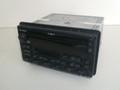 2002-2005 Ford Explorer CD Compact Disc Player Tape Cassette AM/FM Radio Dash 4L2T-18C868-DA