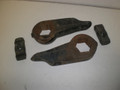 1995-2001 Ford Explorer Torsion Bar Adjusting Nut & Adjusting Arm F57Z-5B328-B F57A-5B328-AE F57Z-5B329-A F77Z-5B329-AA