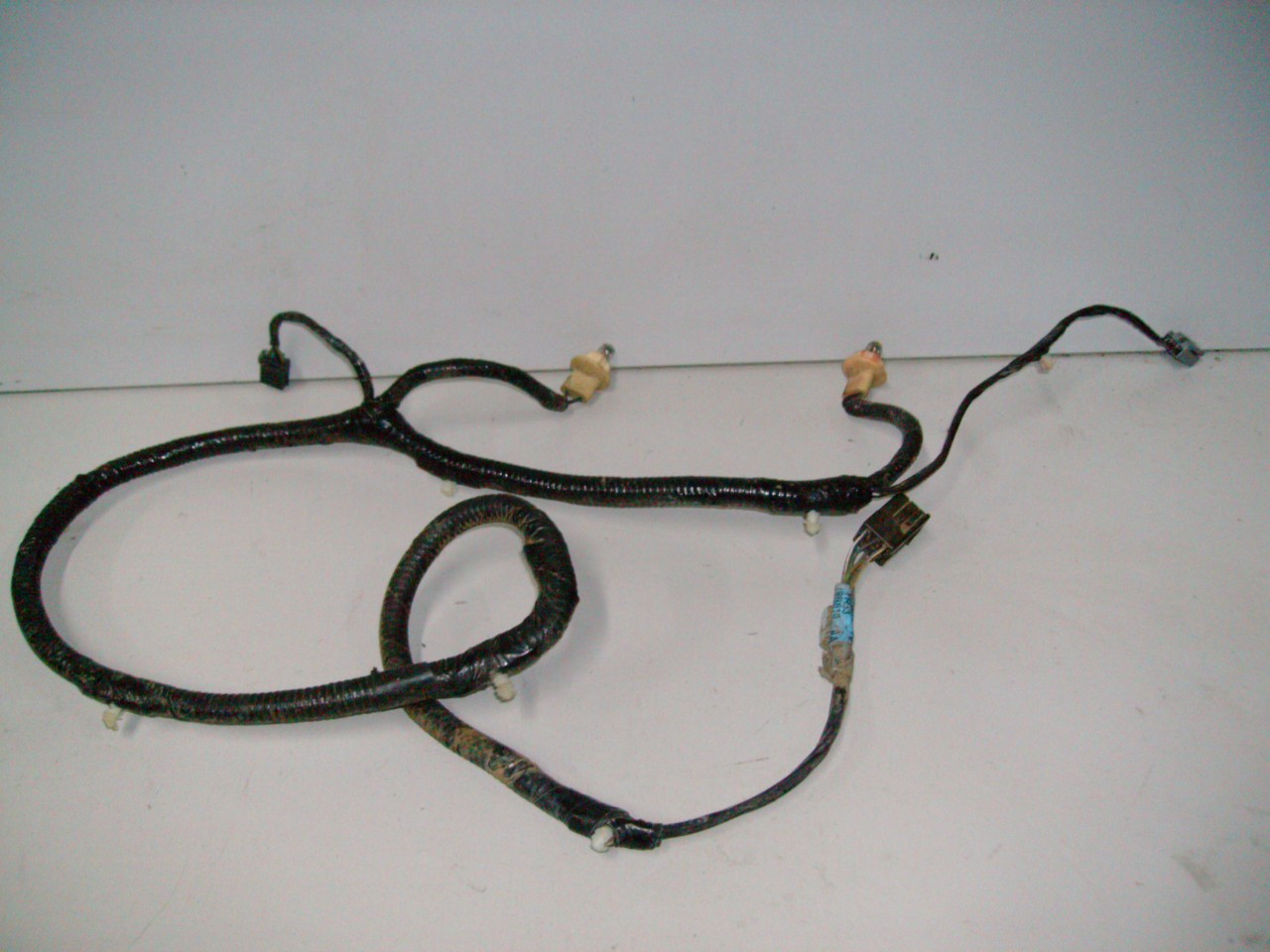 1999 2004 Ford Mustang Trunk Wire Harness Loom Gt Lx Wiring Image 1