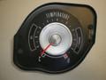 1969-1970 Mercury Cougar Gauge Cluster Dash Temperature Temp Oil Brake Lights C9WF-10971 C9WF-10B966-D