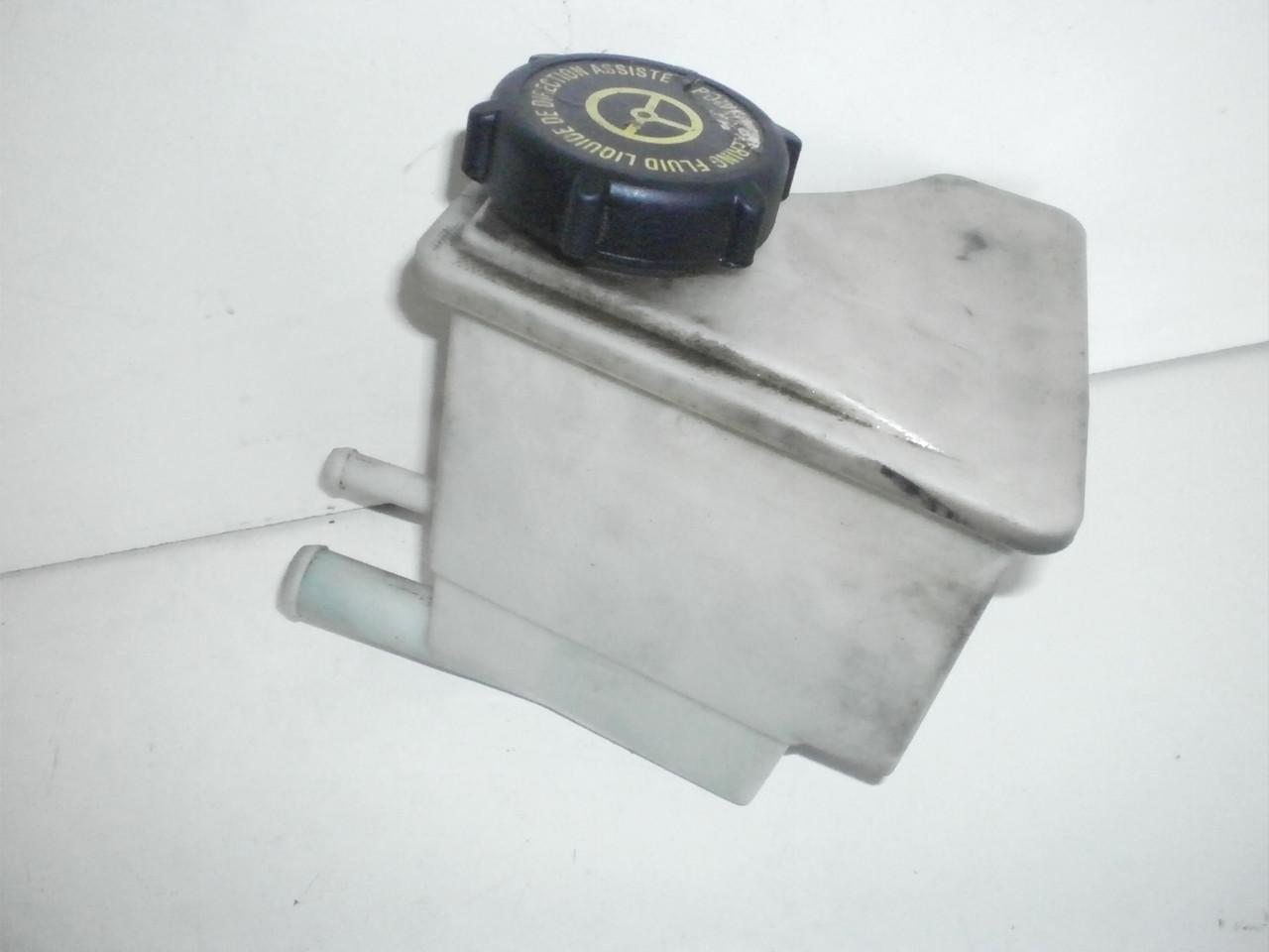 1998 2000 Ford Contour Mercury Cougar 2 5 V6 Power Steering Pump Fluid Reservoir Tank Xs82 3a697 Aa