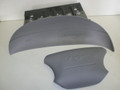 1999-2004 Ford Mustang Gray Aazuen Drivers Passenger AirBags SRS Air Bags 3R33-63044A74 3R33-63043B13-BAW
