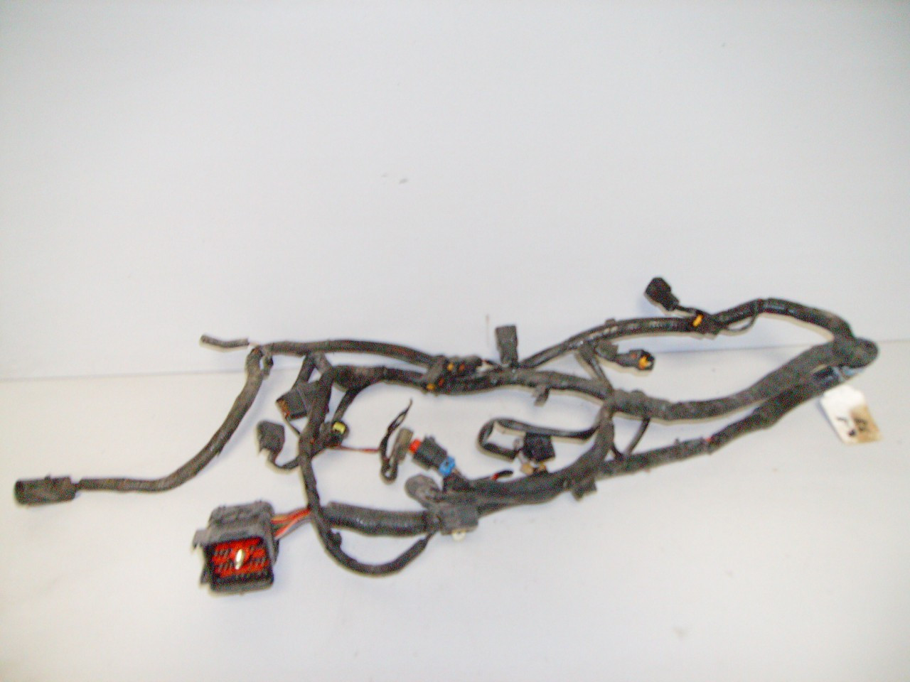 1996 1998 ford mustang 3 8 engine injection wire harness lx v6 2016 Ford Mustang Wiring Harness at 1996 Ford Mustang Wiring Harness
