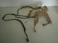 1994-1995 Ford Mustang Coupe Windshield Post Top Headliner Dome Map Wire Harness Visors Mirror Light F4ZB-14334-BE