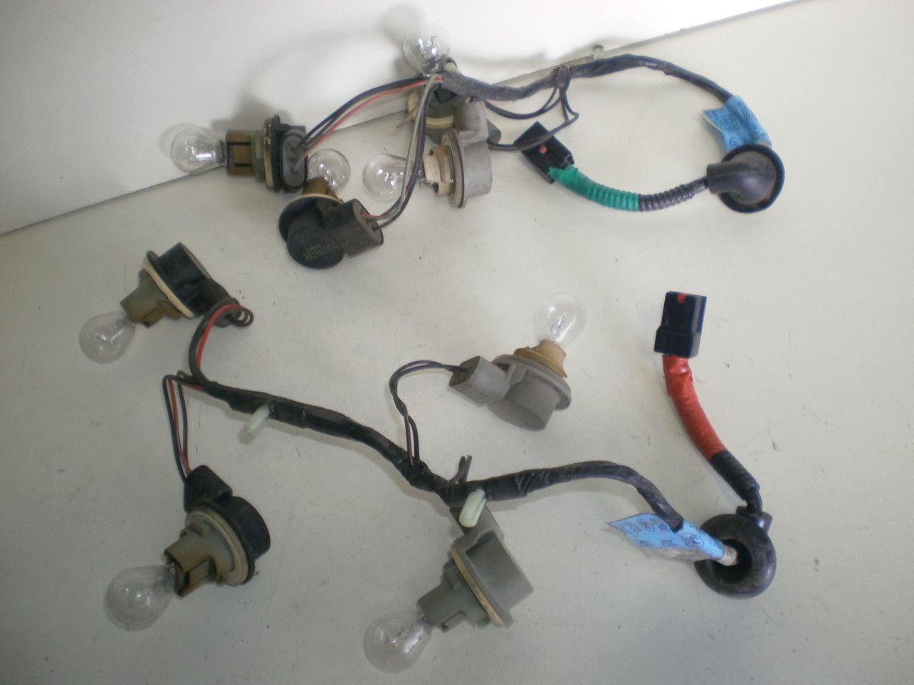 1994 1998 Ford Mustang 38 Water Pump Pulley Serpentine Belt Lx V6 F6zz 1999 Wiring Harness Larger More Photos