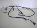 2002-2004 Ford Mustang Mach 460 Coupe Rear Amplifier Sub Speaker Box Wire Harness Stereo 2R33-19B113-BA