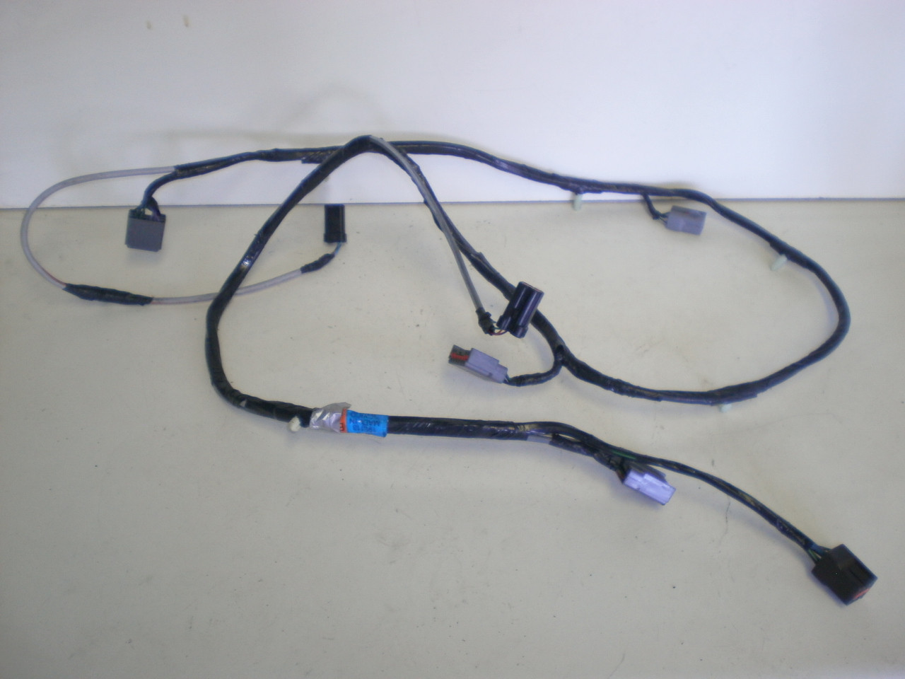 1994 2004 Ford Mustang Rear Mach 460 Amps Amplifiers Sterio 2002 Radio Wiring Larger More Photos