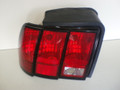 1999-2004 Ford Mustang Lx Gt Left Rear Tail Light Lamp Taillight XR33-13B505-A XR3Z-13410-AB