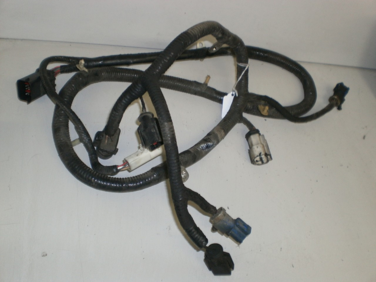 Ford Transmission Harness Just Another Wiring Diagram Blog E4od 1996 1998 Mustang 3 8 Automatic Wire Lx Rh Fordonlyparts Com