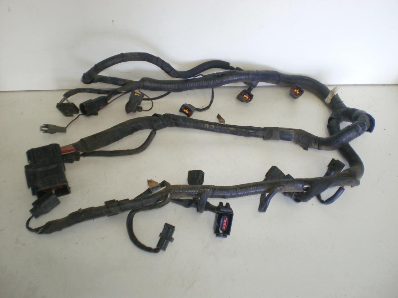 95 Mustang Wiring Harnes