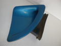 1994-1998 Ford Mustang Left Rear Quarter Panel Scoop Vent 94-95 Gt Cobra Lx Blue