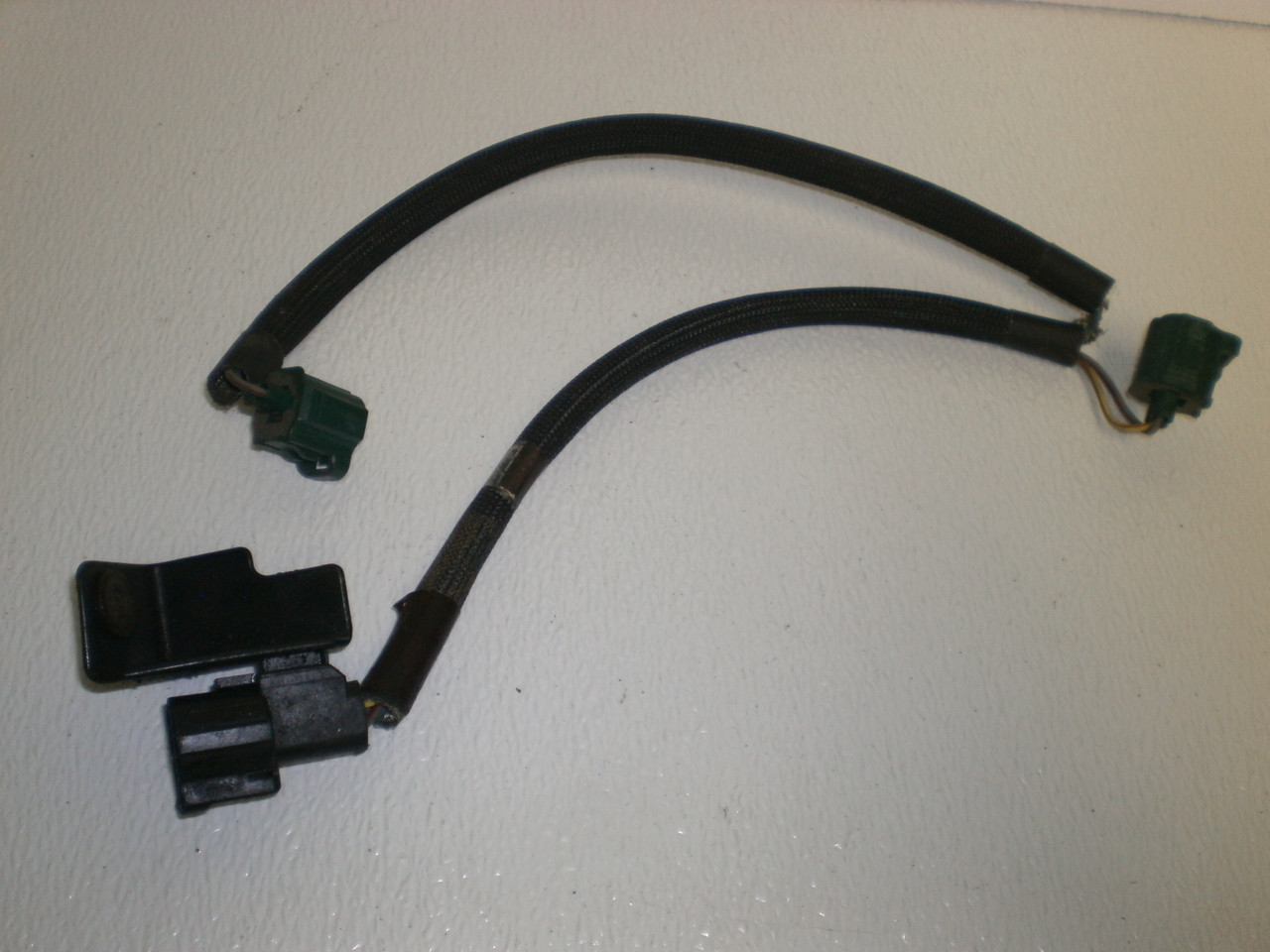 1996 1998 Ford Mustang 46 Crank Timing Sprocket V8 Knock Sensor Wire Harness Larger More Photos