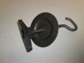 1995-1997 Lincoln Continental Trunk Spare Tire Hold Down J Hook Washer And Nut Emergency