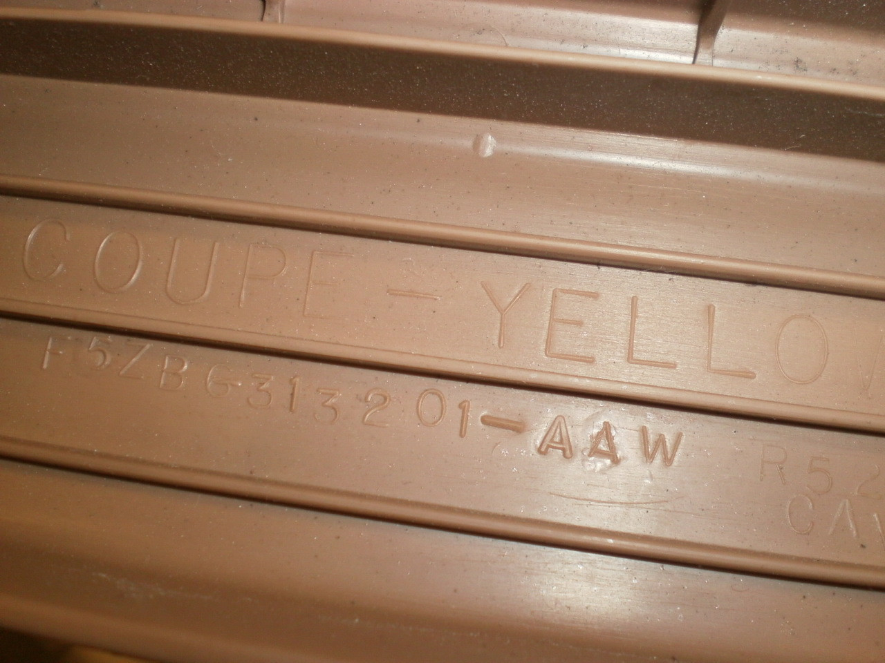 1994-2004 MUSTANG Sill  Plates