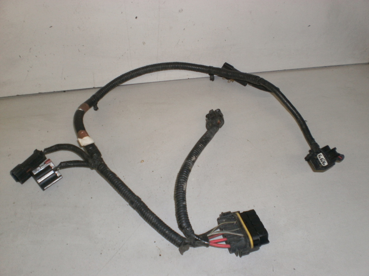 2000 2002 Jaguar S Type 40 V8 Radiator Engine Cooling Fan Wire Harness Wiring Connector Types