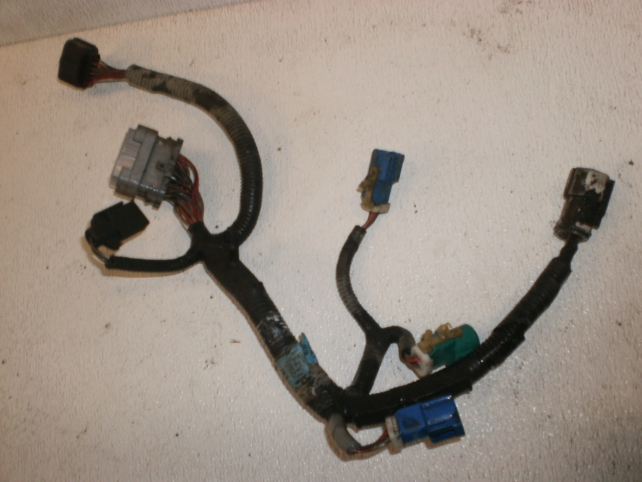 1998 Ford Explorer Mercury Mountaineer 50 V8 302 Automatic Wiring Harness Larger More Photos