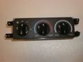 1999-2002 Lincoln Navigator Dash Manual Heater A/C Climate Control W/O ATC YL1H-19E764-BA 2L3Z-19980-BA F65Z-18519-AB