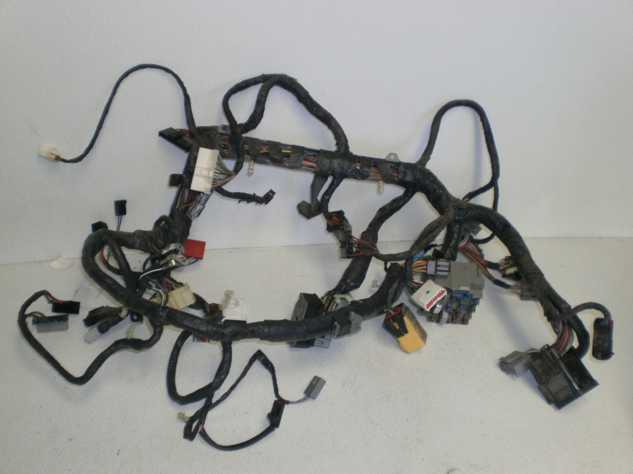 716 1995 ford mustang wiring harness | wiring library  wiring library