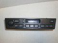 2002-2006 Jaguar X Type Dash Tape Deck Radio CD Player Controls Unit Cassette 1X43-18K876-BB