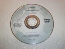 2002-2006 Jaguar X Type Navigation DVD Denso 464210-5010 1X43-10E898-BA