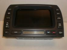 2002-2003 Jaguar X Type Dash Navigation Touch Screen Display Head Unit Module 462200-5132 1X43-10E889-AE