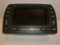 2002-2003 Jaguar X Type Dash Navigation Touch Screen Display Head Unit Module 462200-5132 1X43-10E889-AE