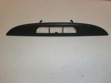 2002-2006 Jaguar X Type Dash Heated Seats Hazard Switch Bezel Cover Trim 1X43-14C689-BA C2S002186