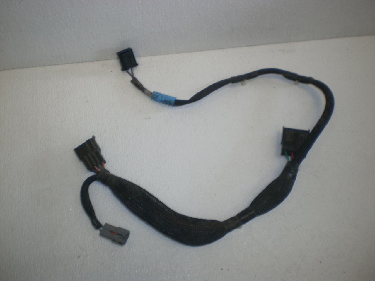 1999-2004 Ford Mustang Front Power Seat Control Wire Harness W/ Lumbar Gt  Cobra Lx ...