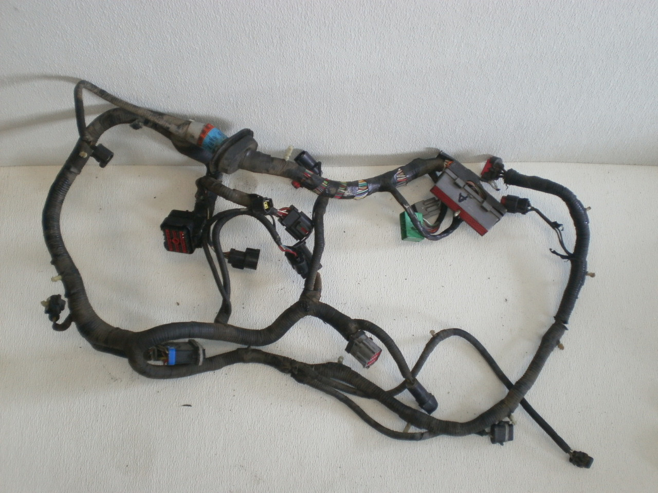 2001 Mustang Wiring Harness - Wiring Diagram Srconds on