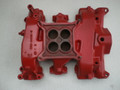 Ford 312 292 V8 4V Four Barrel Holley Flange Intake Manifold Cast Iron ECZ-9425-B