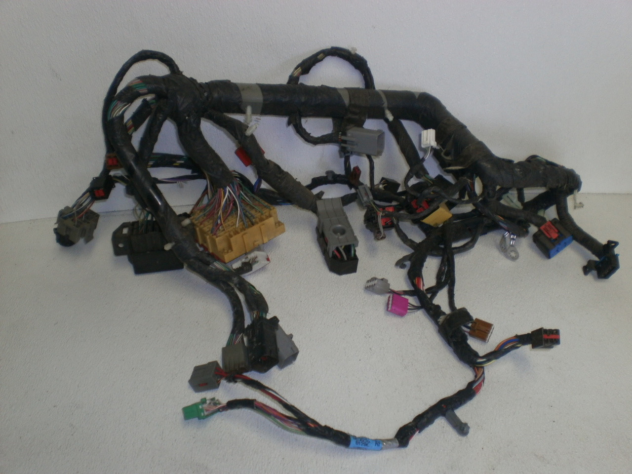 2003 2004 ford mustang interior dash wire harness 3r33 14401 bb rh fordonlyparts com