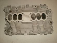 1994-1995 Ford Mustang 3.8 V6 Lower Aluminum Intake Manifold Lx F4SE-9K461-EA
